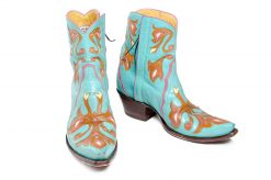 callalilly_turquoise_boots