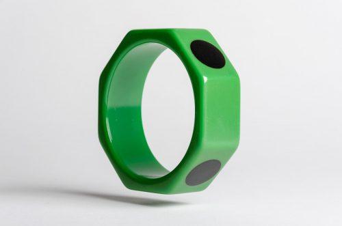 green_black_octogon_bangle4