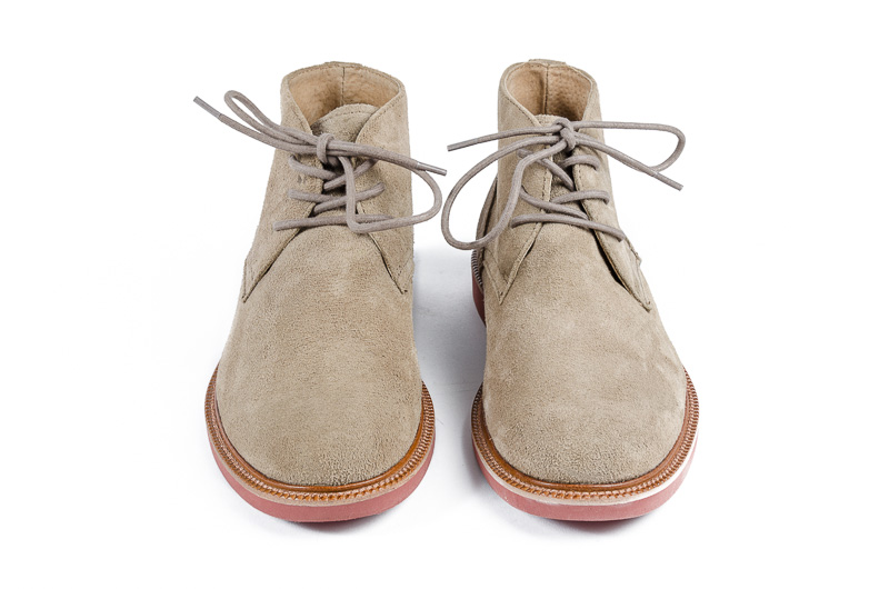 9bed08696e06 Ralph Lauren Suede Chukka Boots - Double Take of Santa Fe
