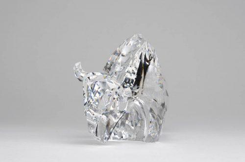 swarovski crystal bison1