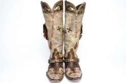 double d ranch cowgirl boots1