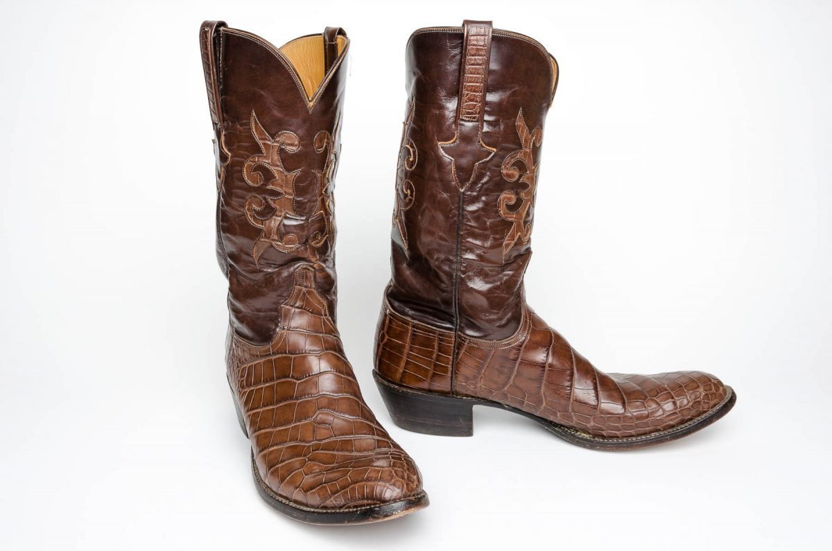 Lucchese Cowboy Boots Double Take Of Santa Fe