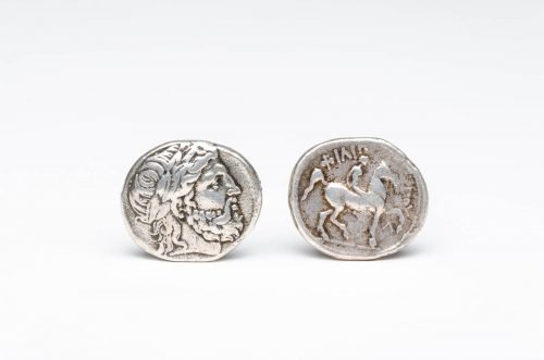 nieman marcus roman coin cufflinks2