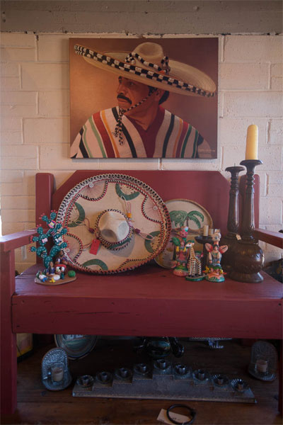Hacienda Double Take Of Santa Fe
